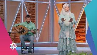 من قلة الرجال سموا الديك أبو علي .. تعرّفوا على قصة المثل الشعبي مع الحكواتية سارة قصير   صباح النور