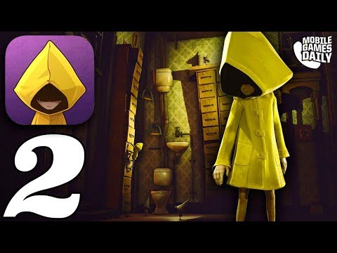 Very Little Nightmares Mobile - Full Gameplay Walkthrough Part 2 (iOS Android)