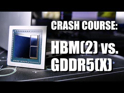 HBM vs. GDDR5: Differences Explained