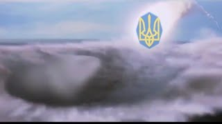 The end of the world but with the Ukrainian anthem