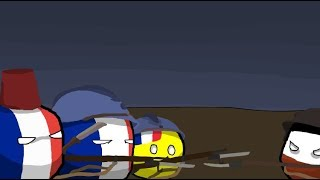 1916 - The War to end all Wars - A countryball animation