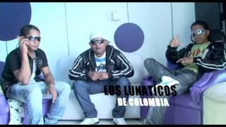 la santa - diabla  video oficial - los lunaticos de colombia reggaeton colombiano ful HD