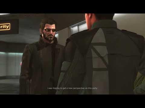 Deus Ex: Mankind Divided™ Walkthrough Part 16 - FINALE - Stopping Marchenko, Saving the delegates