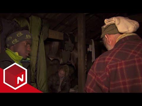 Den siste viking  Slåsskamp i Drakeleiren