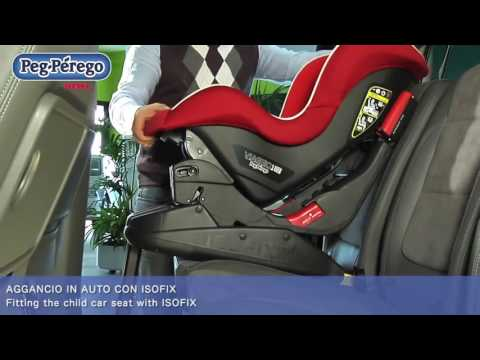 Video prezentacija Peg Perego auto sedista Viaggio 1 duo fix Sand