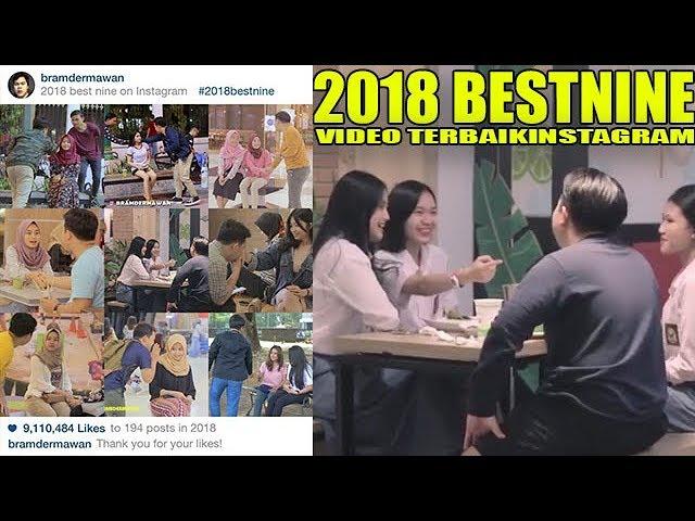 9.110.484 VIDEO TERBAIK 2018 BRAM DERMAWAN | TERIMAH KASIH