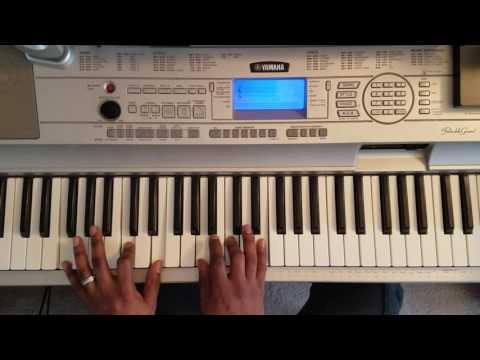"Mariah Carey ""We Belong Together"" (easy piano tutorial lesson)"