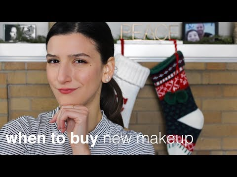 When to Buy New Makeup: Product Guide | Cosmetics by Caroline
