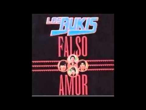LOS BUKIS -  FALSO AMOR - CD COMPLETO
