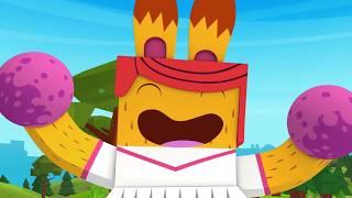 ЙОКО Сборник Делаем зарядку Мультфильмы для детей
