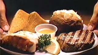 Sizzler Commercials 1976-1985