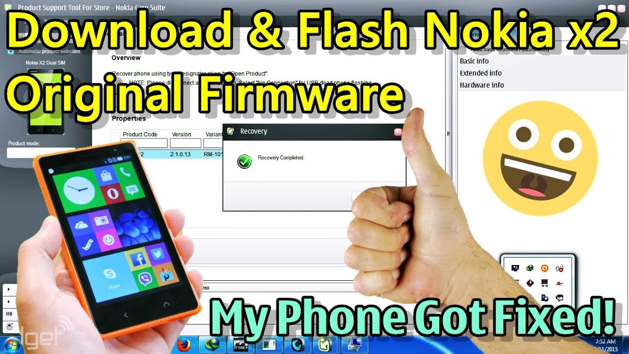 How to flash nokia 6 official nougat firmware 2018 (step by step.