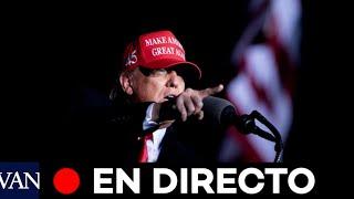 DIRECTO: Cierre de campaña de Donald Trump en Pensilvania
