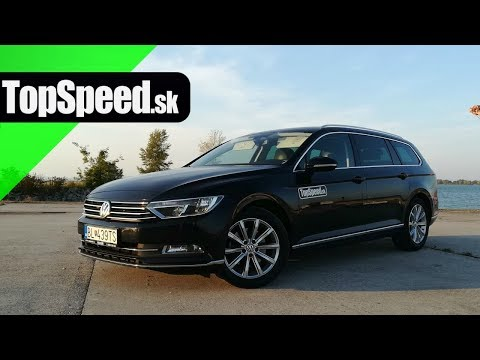Jazdenka VW Passat B8 (2014 - súčasnosť) - topspeed.sk