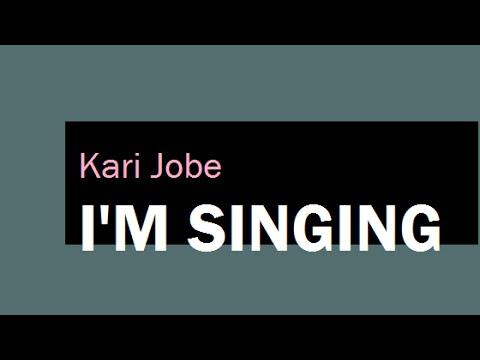 Kari Jobe - I'm Singing lyrics WIDESCREEN