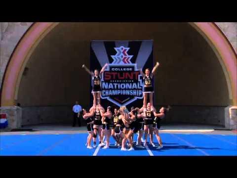 2011 College STUNT Association National Championship: 4th Qu