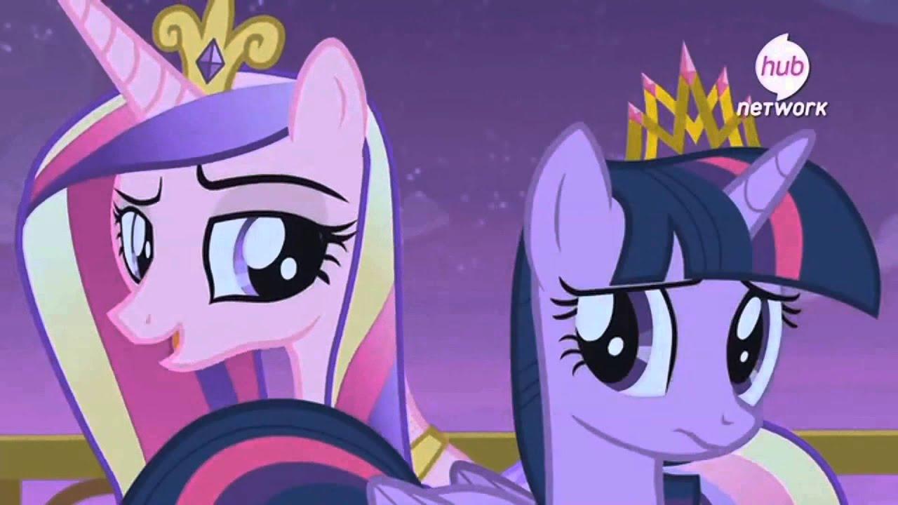 My Little Pony Fim Season 4 Episode 25 Twilight S