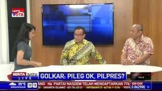 Dialog: Golkar Pileg OK, Pilpres? #4