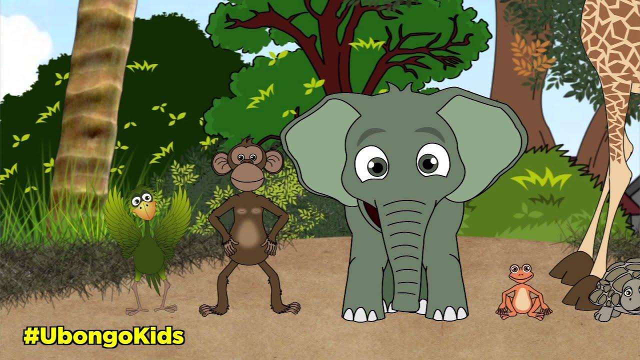 Ubongo Kids NTV Kenya Promo - African Animation