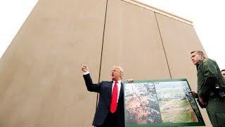 Trump Promises Government Shutdown Over Border Wall Funding!!!