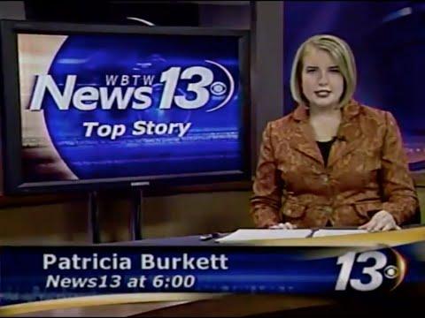 WBTW 6pm News, 1/20/2007