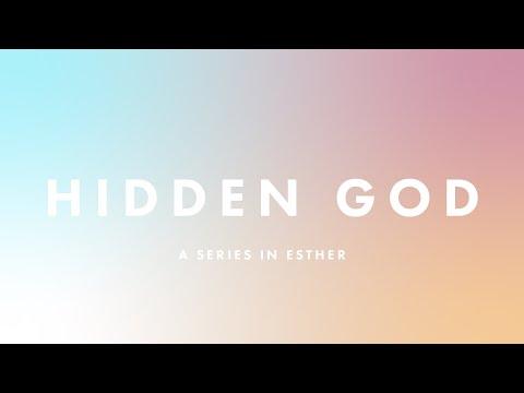 Hidden God // Week 8