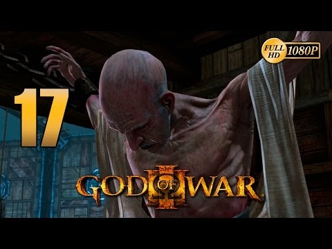 God of War 3 PS3 Walkthrough Parte 17 | Dedalo El Laberinto | Español Gameplay HD 1080p