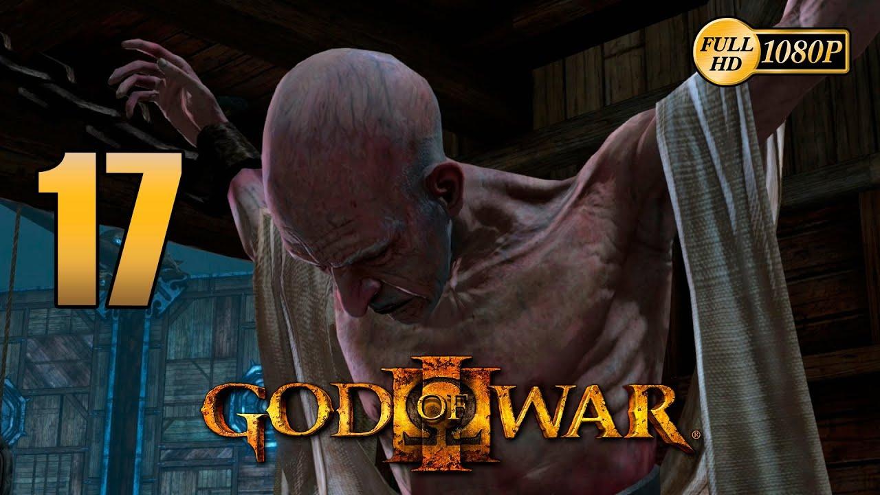 god of war 3 ps3 walkthrough parte 17 dedalo el