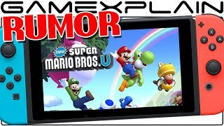 Baixar RUMOR - New Super Mario Bros. U Deluxe Coming to Nintendo Switch! (Includes New Super Luigi U)