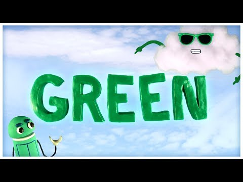 """Think Green,"" Songs About Colors by StoryBots"