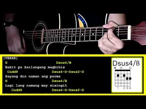 Gitara by Parokya Ni Edgar - Guitar Chords & Strumming Pattern
