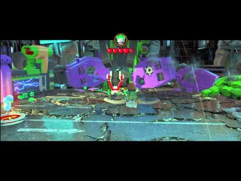 LEGO Batman 2 : DC Superheroes - 100% Walkthrough - Chapter 15 - Heroes Unite