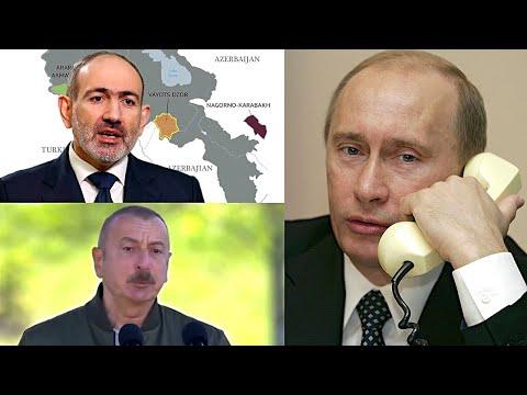 Հայաստանին այլ ճանապարհ չեն թողել. Ինչ է ասել Պուտինը Փաշինյանին