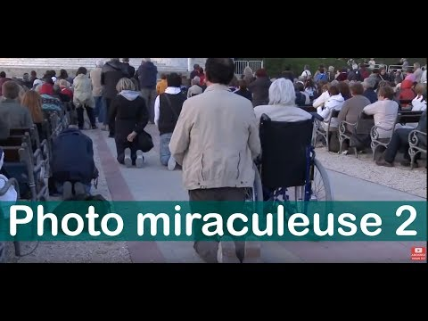 Medjugorje ... Photo miraculeuse 2 - la Gospa