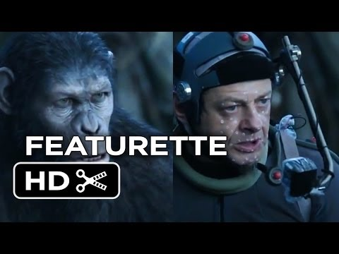 Dawn Of The Planet Of The Apes Featurette - Motion Capture (2014) - Andy Serkis Sci-Fi Movie HD