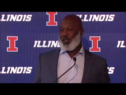 Lovie Smith Signing Day Press Conference 12/19/18