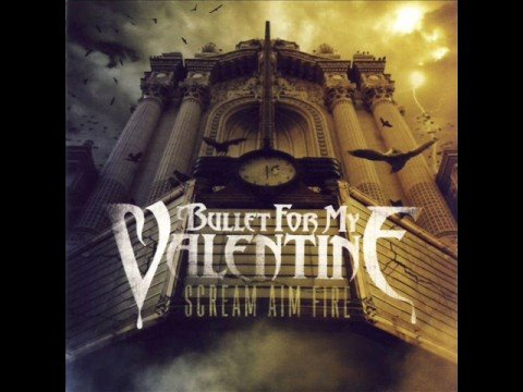 Bullet For My Valentine - Hearts burst into fire