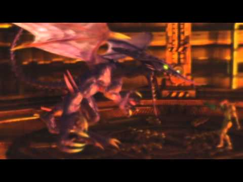 Metroid: Other M - Ridley [HD]