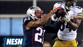 Patriots' Defense Proves Itself Against Ben Roethlisberger