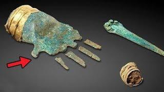 Najstarsze obiekty, jakie kiedykolwiek zostały znalezione na Ziemi
