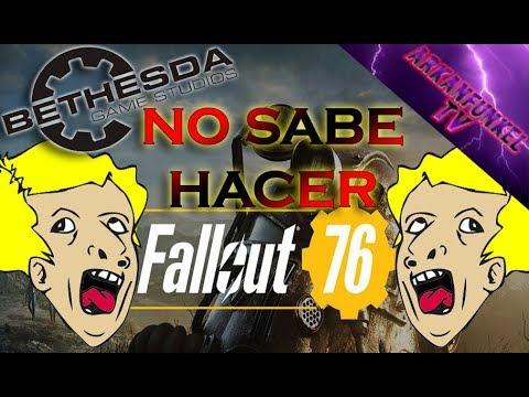 Bethesda no sabe hacer Fallouts: Fallout 76 thumbnail