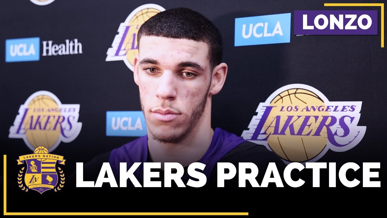 047f97d5c82 Lonzo Ball Says Steph Curry Is The Best Shooter Of All-Time. Lakers Nation