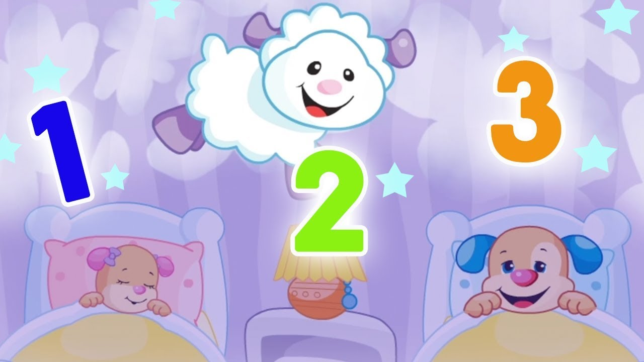 Laugh & Learn™ - Counting Sheep | ABCs 123s, Colors and Rhymes | lagu anak
