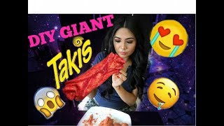 DIY GIANT TAKI