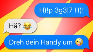 25 GRUPPEN WhatsApp CHATS von TEENAGERN!