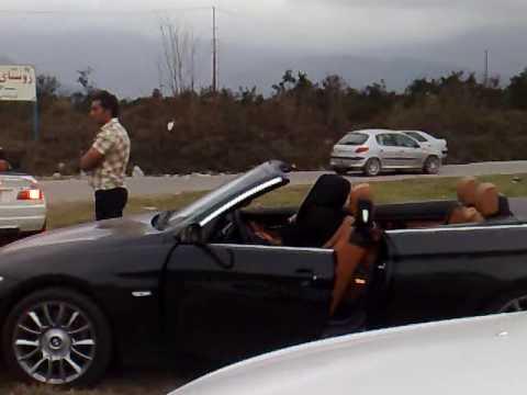 BMW E46 M3 >> BMW M3 E46 Spinning (IRAN) - YouTube