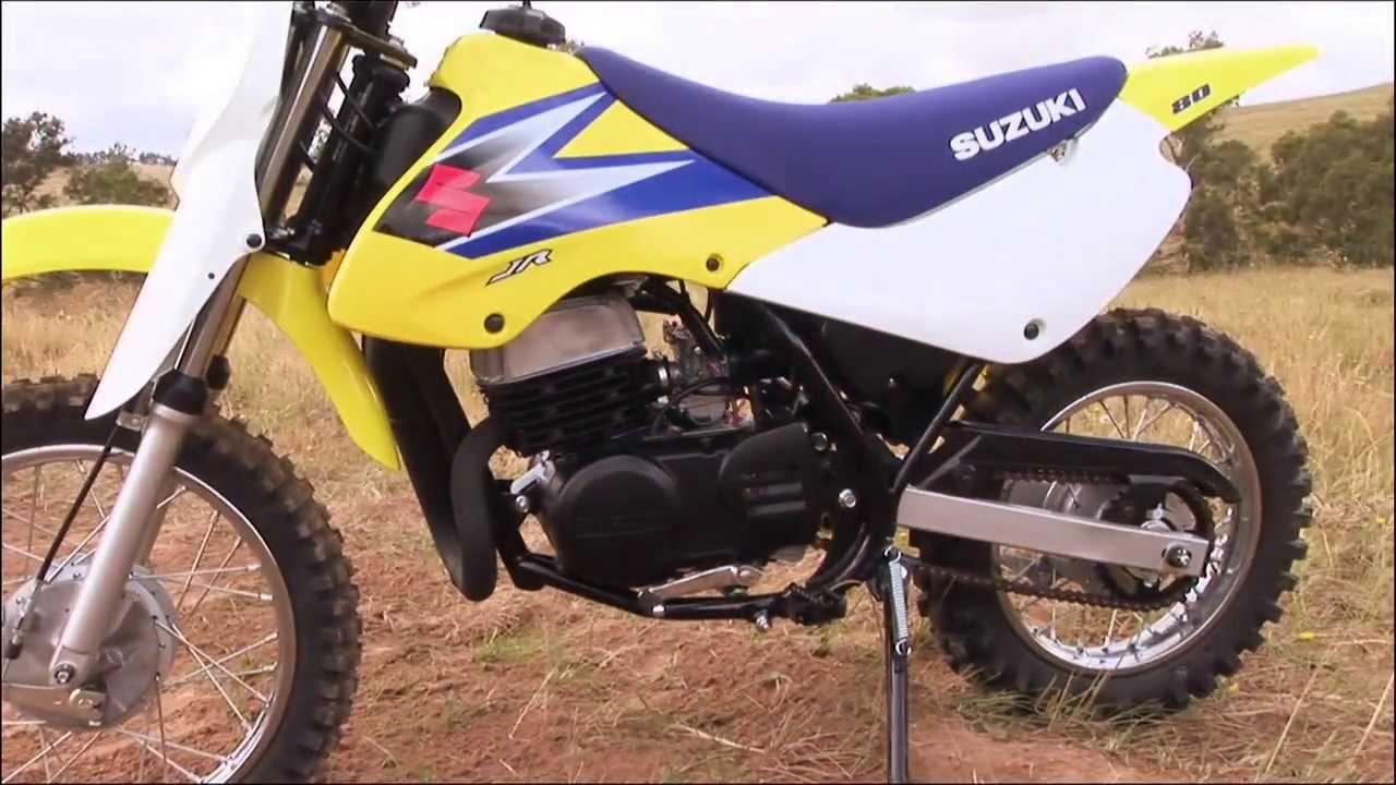 Suzuki jr 80 review
