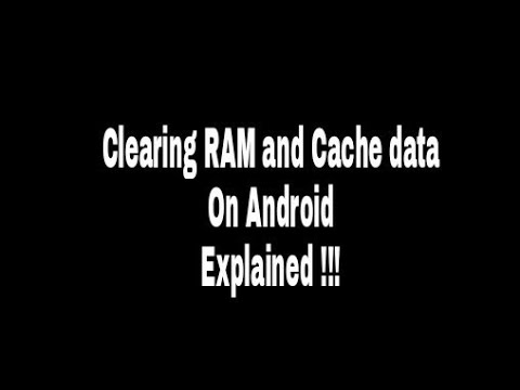 Clearing RAM Memory and Cache data on  Oneplus or any Android ??