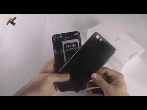 Vestel Venüs Go simkartı ve hafıza kartı nasıl takılır
