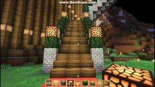 Minecraft Modern Mimari (Dağ Evi)